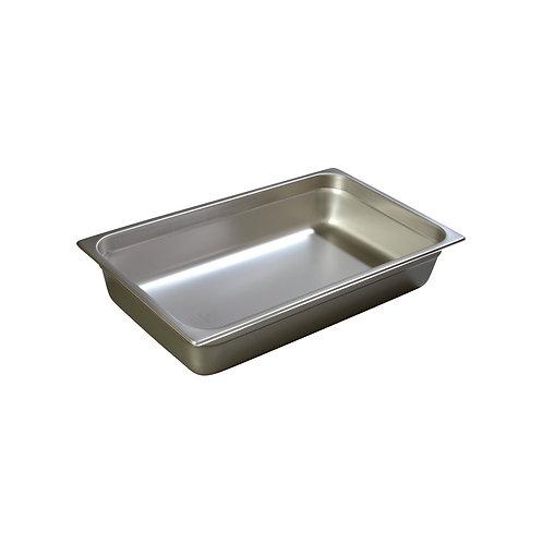 """Carlisle- DuraPan™ Steam Table Pan, full size,16.6 qt., 4"""" deep"""