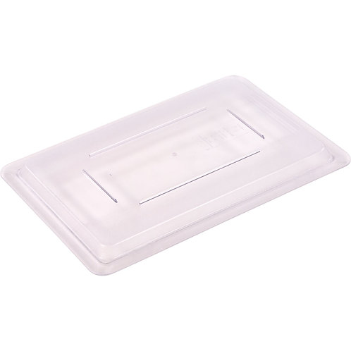 "Carlisle- StorPlus™ Polycarbonate Storage Container Lid 18"" x 12"""