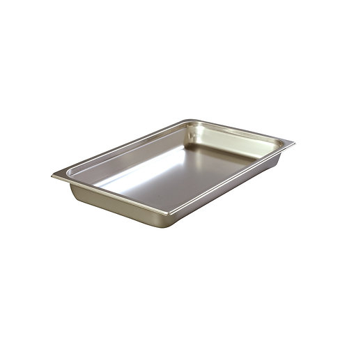 "Carlisle- DuraPan™ Steam Table Pan, full size, 8.8 qt., 2-1/2"" deep"