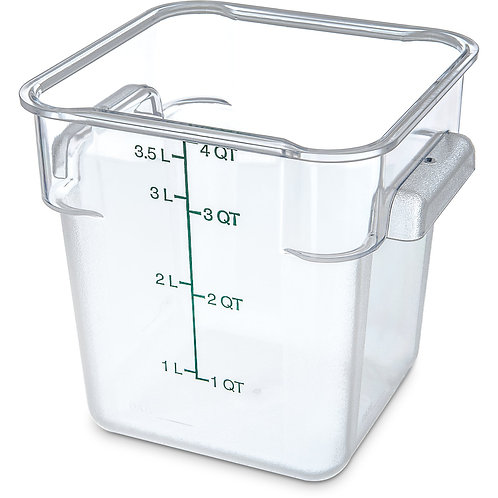 Carlisle- StorPlus™ Food Storage Container, 4 qt.