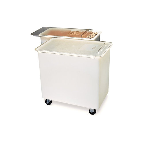 Carlisle- Mobile Ingredient Bin, 44 gallon capacity