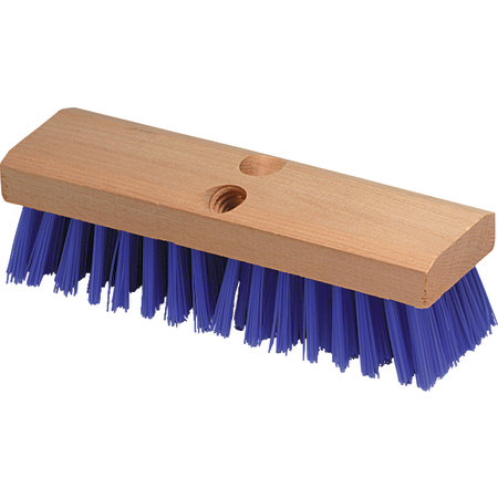 "Carlisle- Flo-Pac® Deck Scrub Brush Head (only), 10""L x 2-3/4""W"