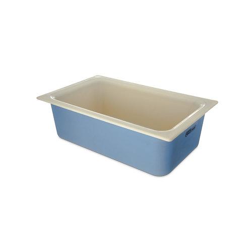 "Carlisle- Coldmaster® Coolcheck™ Food Pan, 1/1 size, 15 qt. capacity, 6"" deep"