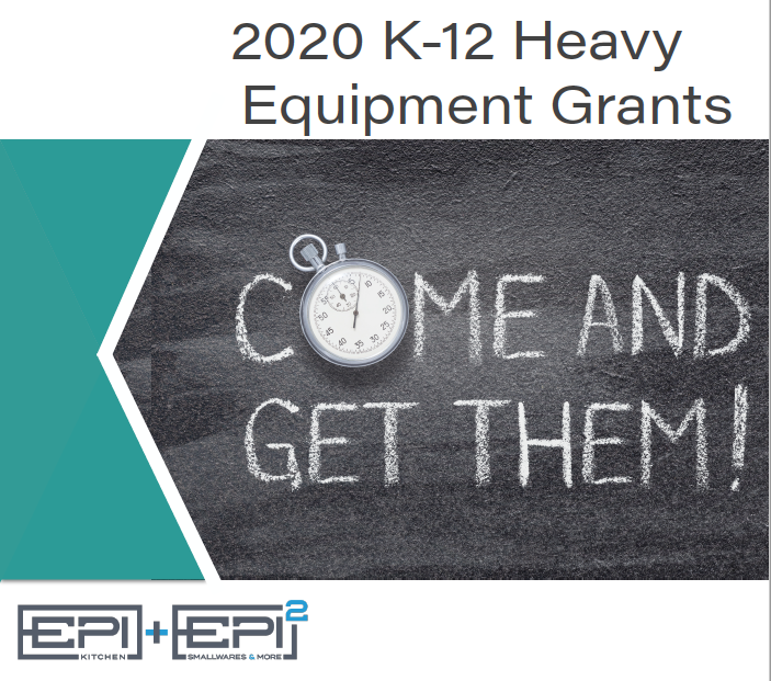 K-12 HEAVY GRANT EQUIPMENT CATALOG