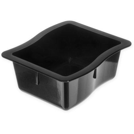 """Carlisle- Modular Displayware Pan, 32 oz, 1/3 size, 2-1/2"""" deep"""