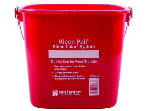 San Jamar Kleen-Pail®, 8 qt.