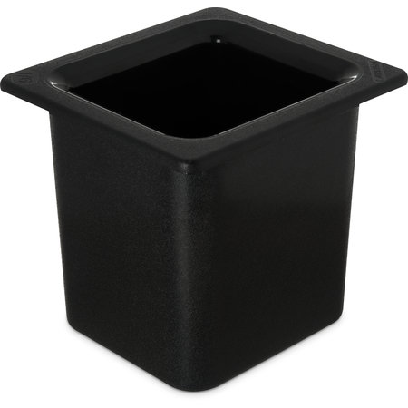 "Carlisle- Coldmaster® Food Pan, 1/6-size, 6"" deep"