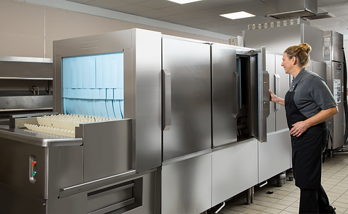 Dishwasher FT1000e Lifestyle LoadEnd DrO
