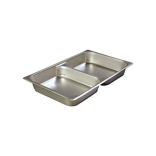 """Carlisle- DuraPan™ Steam Table Pan, full size,24.9 qt., 6"""" deep"""