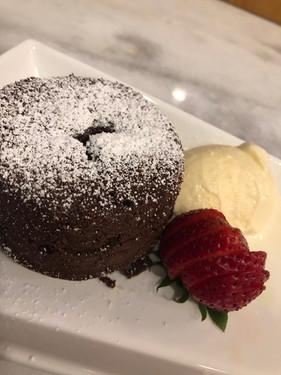Kevin Bday Dessert