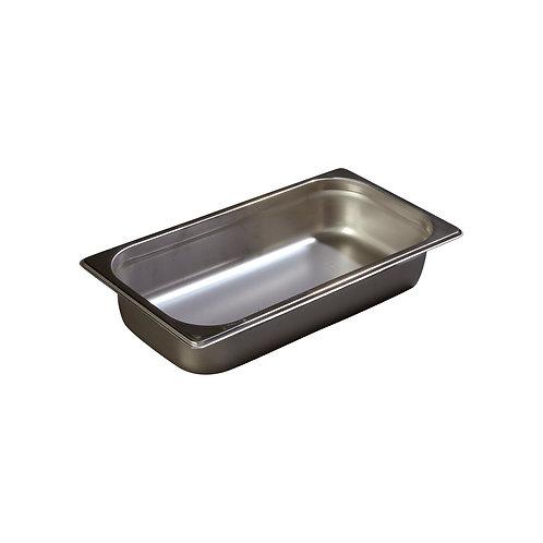 """Carlisle- DuraPan™ Steam Table Pan, 1/3-size, 2.6 qt., 2-1/2"""" deep"""