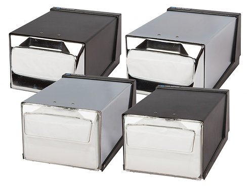"San Jamar- Countertop Napkin Dispenser, one-at-a-time, 7-5/8""L x 11""W x 5-1/2""H"