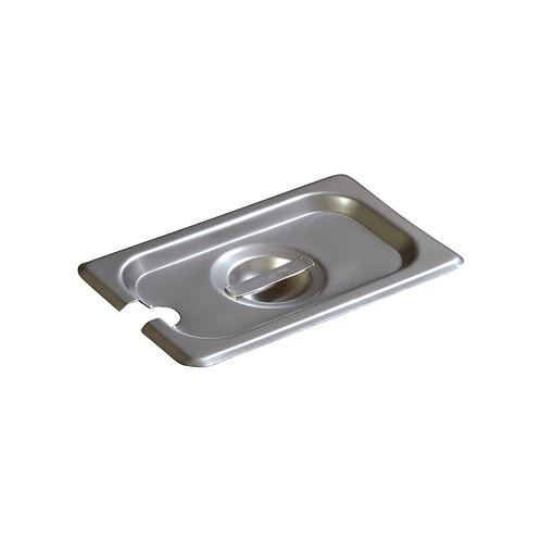 Carlisle- DuraPan™ Steam Table Pan Cover, 1/9-size, slotted