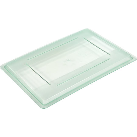 "Carlisle- StorPlus™ Color-Coded Food Box Storage Container Lid 26"" x 18"" - Green"