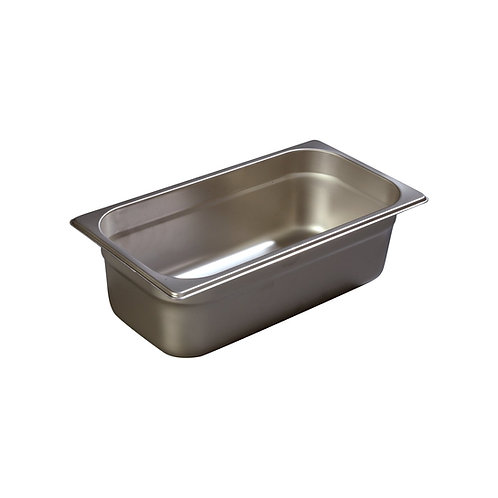 "Carlisle- DuraPan™ Steam Table Pan, 1/3-size, 4 qt., 4"" deep"