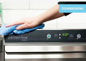 Cleaning Tips for Long Life & Great Performance from Your Undercounter Dishwasher