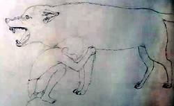 El primer amigo.__Asturias, 26.000 a.c