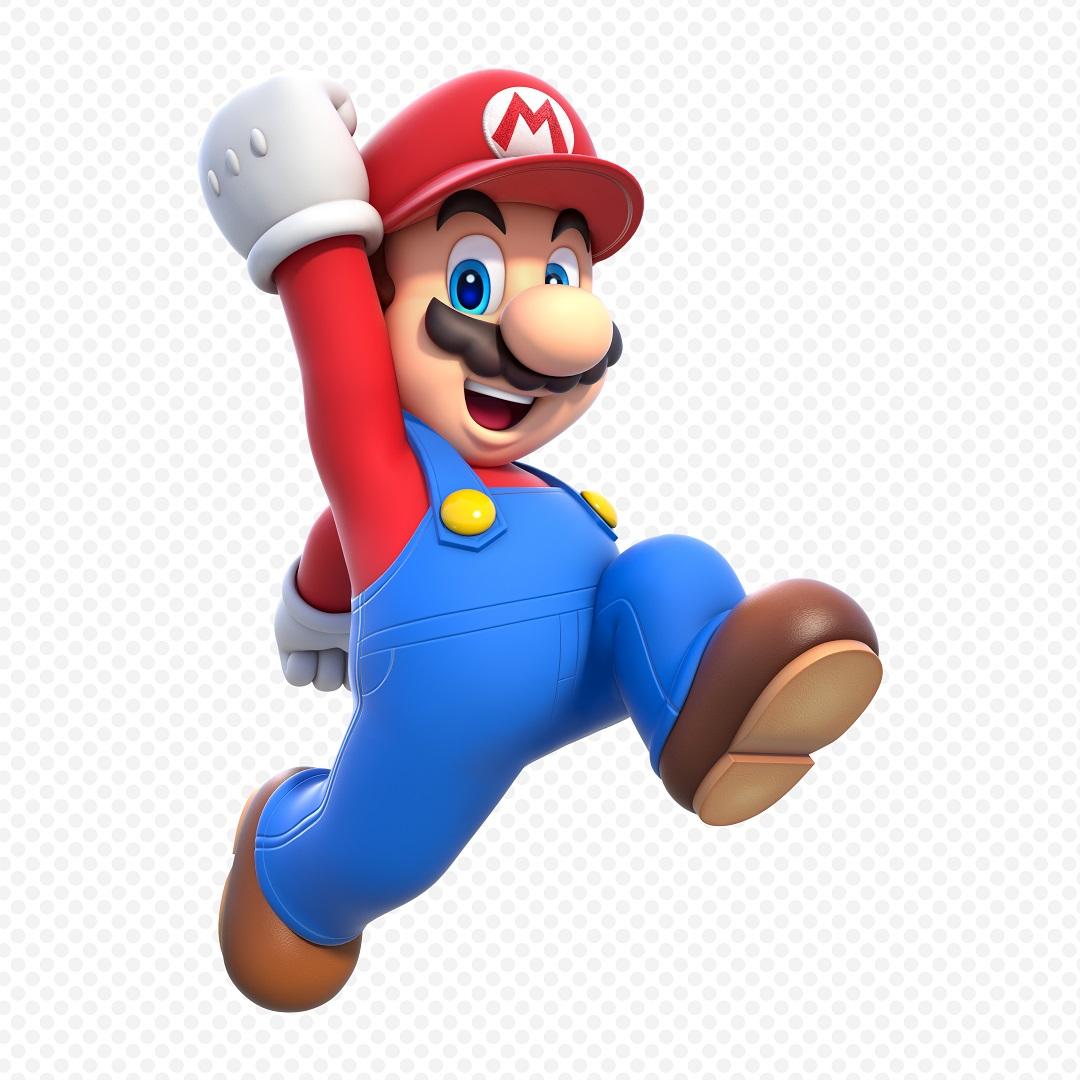 SM3DW Mario