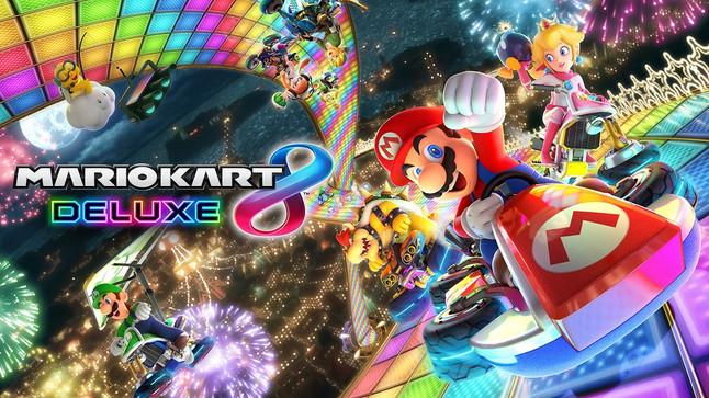 Mario Kart 8 Deluxe is the Fastest Selling Game in Franchise History