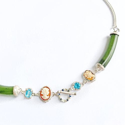 Coralie Jade Collar