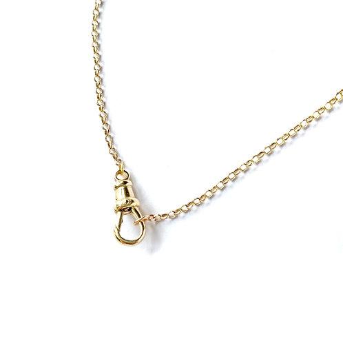 Antique Fine Belcher Chain
