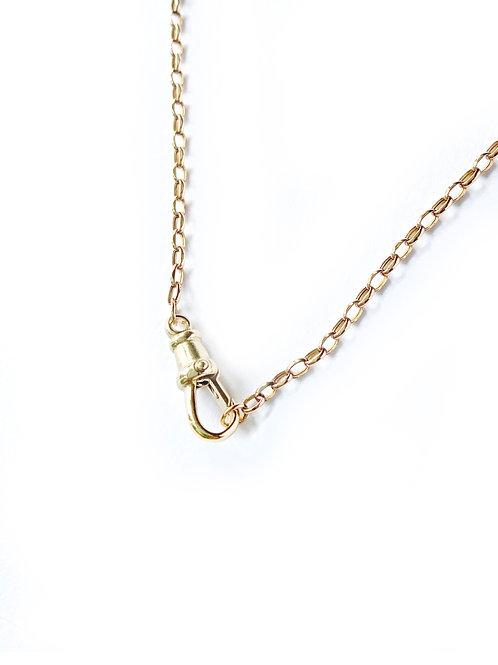 Antique Midi Belcher Chain