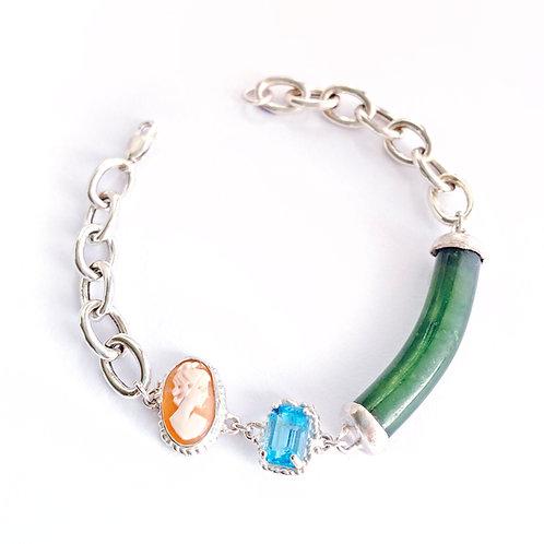 Coralie Jade Bracelet