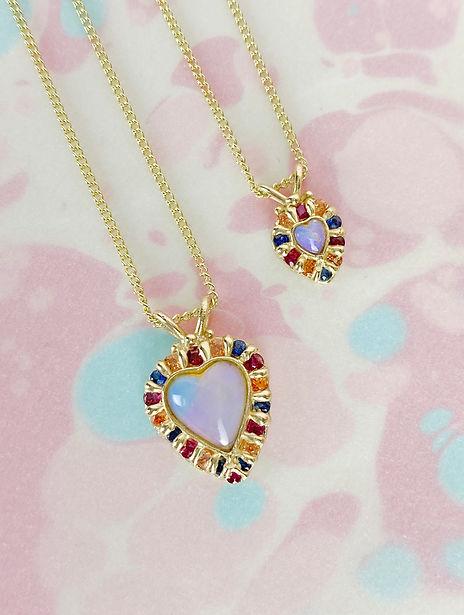 Opal Lover Pendants