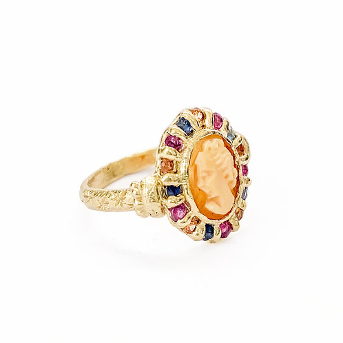 Tutti Coralie Ring