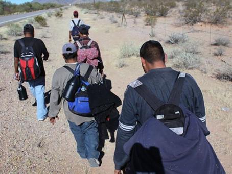 Coyote cobró USD$26,000 a dos guatemaltecos y los abandonó en la sierra de Chihuahua