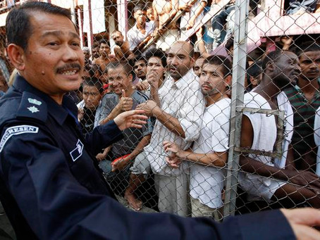 Malaysia will intensify mass deportation of illegal immigrants from Indonesia and Bangladesh.