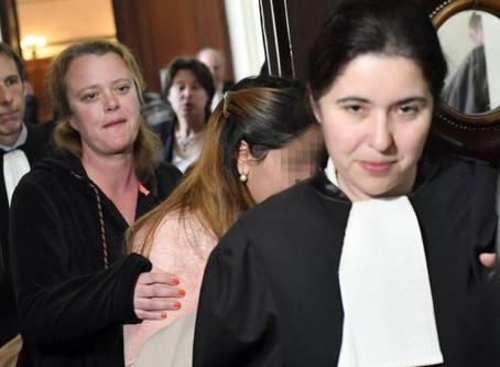 Princesas árabes son enjuiciadas en Bélgica por tráfico de ilegales