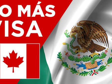 ¿Los mexicanos tienen ventaja al pedir asilo en Canadá por no necesitar visado?