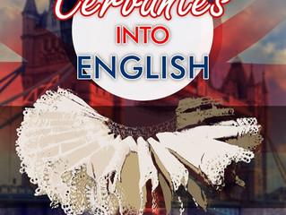 Ganadores a nivel regional del concurso Cervantes into English.