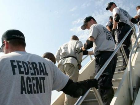 Estados Unidos deportó a 120 cubanos directamente a La Habana.