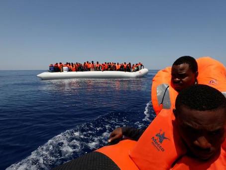 Italia rescata a más de 6 mil inmigrantes ilegales en el Mediterráneo