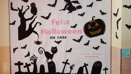 Halloween en el Padilla