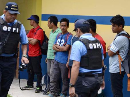 Migración Honduras ha deportado 1512 ilegales durante el año 2017