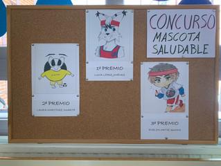 Finalistas del Concurso de la Mascota Saludable