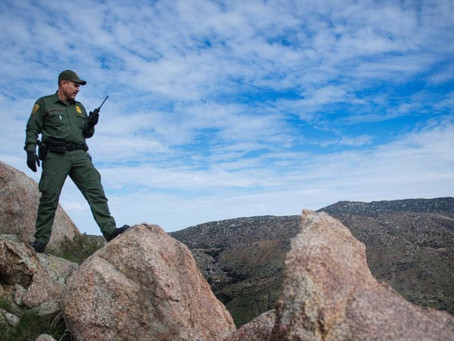 Border Patrol advierte a ilegales que es mortal cruzar por San Diego