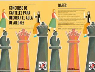 Concurso para decorar el Club de Ajedrez