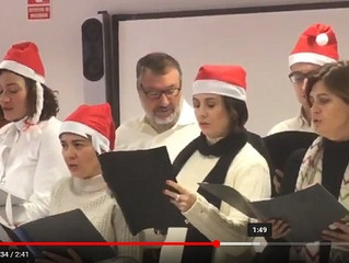 Coro Navidad 2017