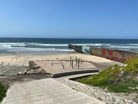 En playas de Tijuana muere ahogado cubano indocumentado que trató de cruzar a Estados Unidos.