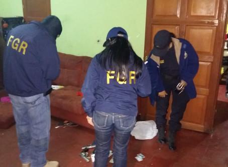 FGR capturó en Ahuachapán a Coyotes que defraudaban migrantes