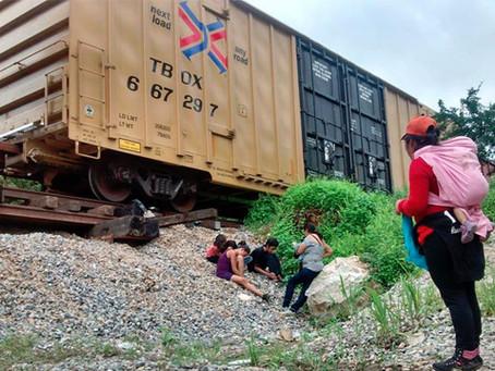 21 centroamericanos ilegales han muerto cruzando México en 2017