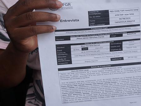 Funcionario del INM en Tapachula estafó USD$40,000 a cubanos con promesa de Visa Humanitaria.
