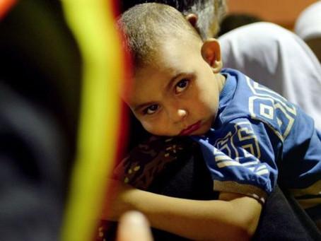 En el año 2016 más de 60 mil menores solicitaron asilo en Europa