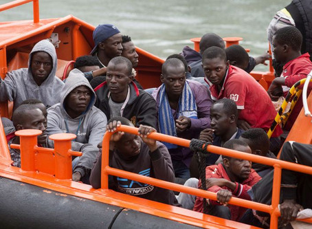 En Murcia detienen a Coyote argelino con 41 inmigrantes ilegales