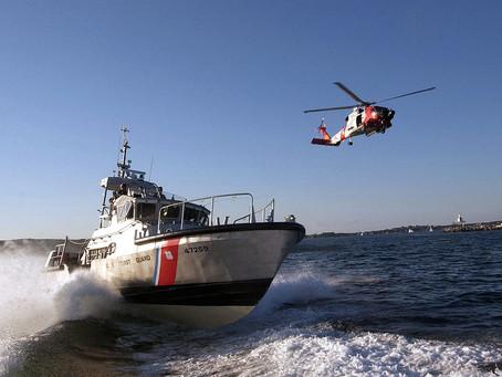 US Coast Guard detuvo a Coyote cubano que espera 30 años de cárcel
