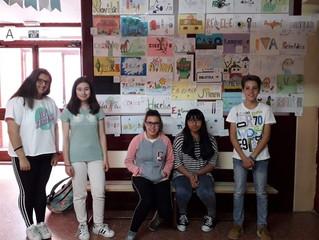 Ganadores del concurso de Ortografía Ideovisual